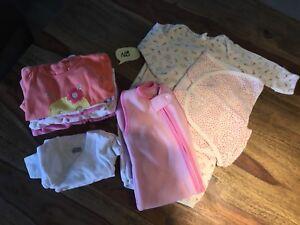 Lot vêtements bébé 0-3/3-6 20MCX