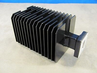 Waveguide Wr75 High Power Load Ku-band 10 - 15 Ghz Cover Smooth Flange280