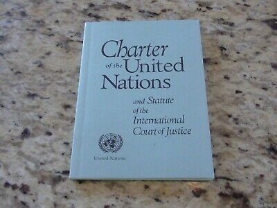 Charter of the United Nations and Statute of the International Court of Justice ()
