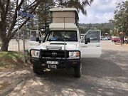 Toyota Landcruiser Troopcarrier Crescent Head Kempsey Area Preview