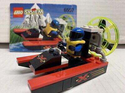 Vintage (1998) LEGO 6567 Speed Splasher & 6428 Wave Saver - 100% Complete - Rare