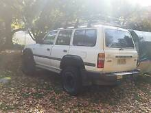 1994 Toyota LandCruiser Wagon Newcastle Newcastle Area Preview