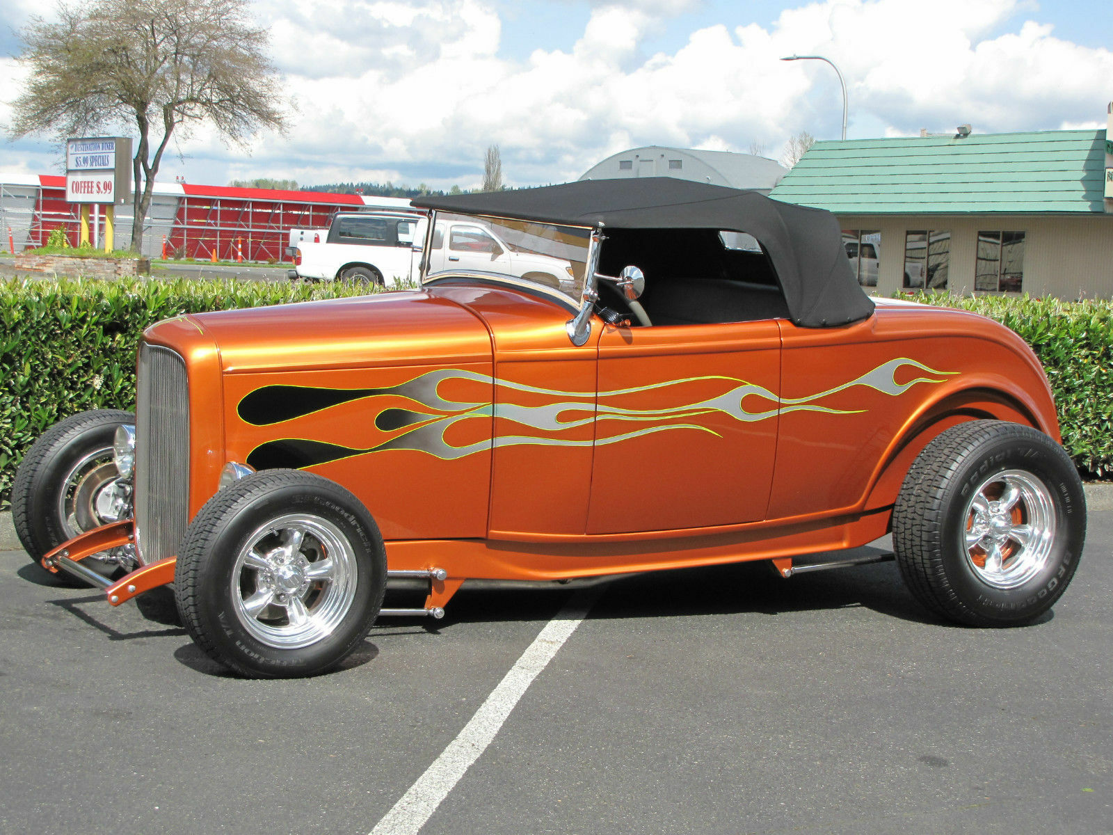 How to build a 1932 ford roadster