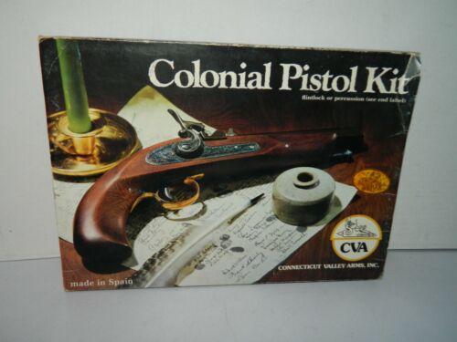 Flintlock Colonial Pistol Kit - Connecticut Valley Arms KA703 New in Package