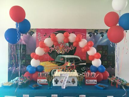 Balloon decorations from $10