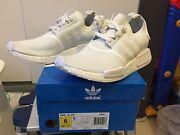 Adidas NMD PK Triple White US 6 Melbourne CBD Melbourne City Preview