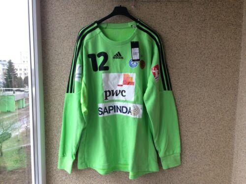 GC Amicitia Zürich Handball Jersey Adidas XL Switzerland Shirt Goalkeeper