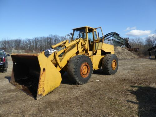 CASE W36 WHEEL LOADER