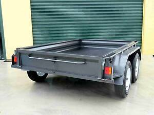 9x5 Australian Made Heavy Duty Tandem Quality Austrailers Trailer Clontarf Redcliffe Area Preview