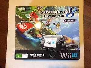 Wii U Premium Console + 6 Games - Hardly Used! Still have box! Richmond Yarra Area Preview