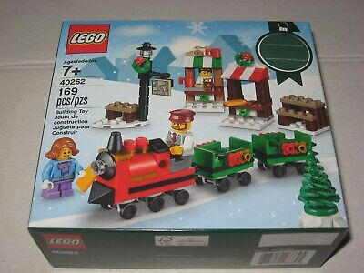 Lego 40262 Christmas Train Ride brand new sealed