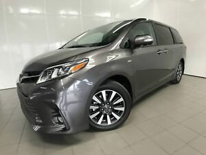 Toyota Sienna Limited TI 7 places