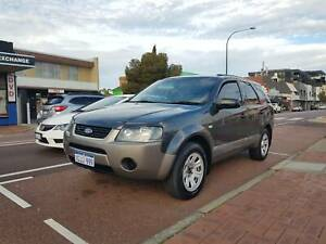 2007 FORD TERRITORY AUTOMATIC SY TX WAGON 5DR SPORTS 4SP 4.0i Victoria Park Victoria Park Area Preview