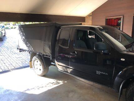 Nissan Navara king cab ute