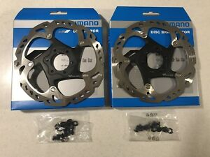 Shimano disc brake rotors SM RT-86 pair