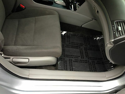 "PROTECTIVE PLASTIC ADHESIVE FLOOR MATS  4MIl.  21""X24""X 300FT. (super sticky)"