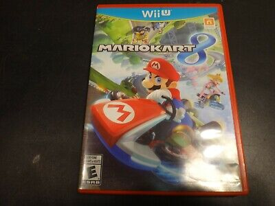 Mario Kart 8 (Nintendo Wii U, 2014) Tested Works WiiU