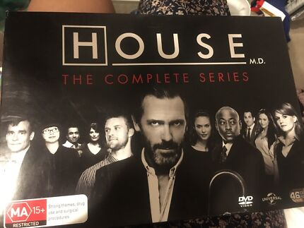 House Boxset Entire Collection