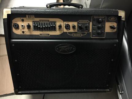Peavey Acoustic guitar amplifier
