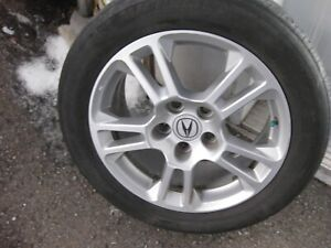 ACURA TL MAGS 17 INCH