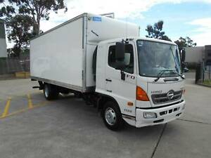 ** 2013 HINO FD 500-1126 LONG PANTECH ** Arndell Park Blacktown Area Preview