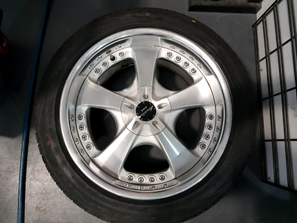 Work euroline FS - Ultra Rare wheels