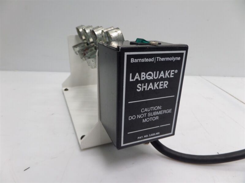 Barnstead Thermolyne 400110 Labquake Shaker