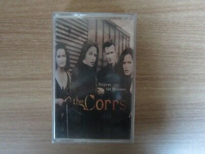 THE CORRS - FORGIVEN, NOT FORGOTTEN Korea Edition New Cassette Tape