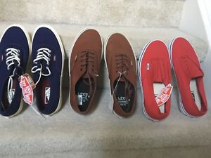 All New Vans Shoes