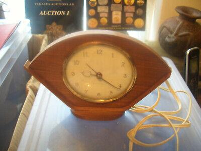 Westclock Art Deco electric mantle clock g.w.o