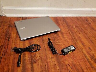 "Acer 14"" Chromebook Laptop Intel Celeron N3160 4GB RAM 32GB eMMC Chrome OS"