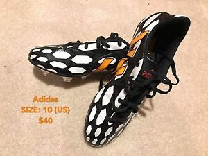 Adidas soccer ball and basketball shoes Sales