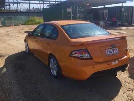 2008 Ford  XR6