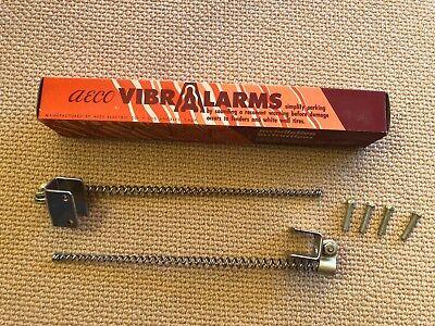 Pair Vintage Auto Parts Fender Rare Part