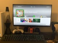 Gaming setup with $300 fortnight account