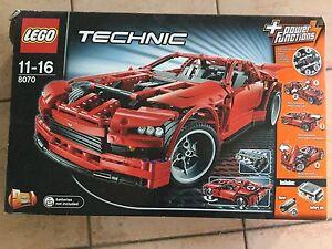 LEGO Tecnic 8070 supercar Ballarat Central Ballarat City Preview