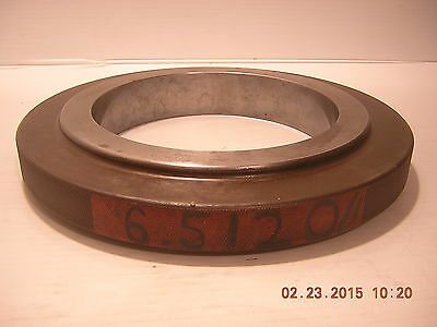 X Setting Ring Birken 6.512 Bore Gage Or Id Micrometer Standard