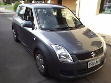 2008 Suzuki Swift Hatchback Grange Charles Sturt Area Preview