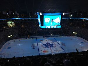 PSL purple pair Toronto Maple Leafs Section 310