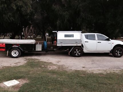 Bargain Camper Trailer!  West Beach Esperance Area Preview