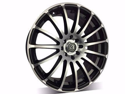 1X 17 INCH Wheel suits MAZDA3,M6,CIVIC,COLLORA, FREE DELIVERY