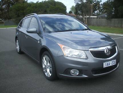 2013 Holden Cruze CDX Wagon Auto Sold with RWC & REG