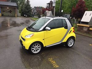 2008 Smart Fortwo Passion Convertible LOW KM CERTIFIED