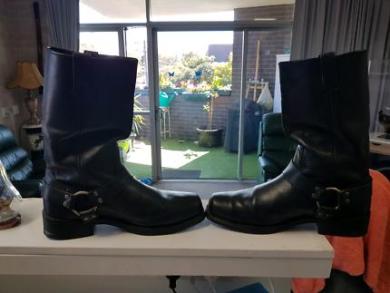 Harley-Davidson long boots
