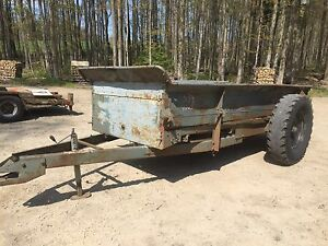 Heavy Utility Trailer