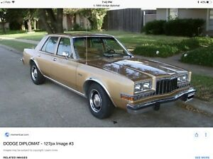 Wanted...  8 1/4 Dodge rear diff