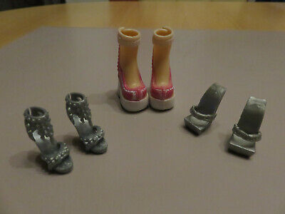 ** MONSTER HIGH 3 Paar Schuhe