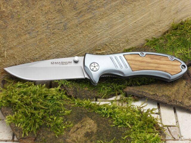 Böker Magnum Messer Co-Worker Taschenmesser Einhandmesser 440A Stahl 01SC151
