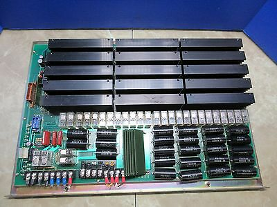Fanuc Circuit Board A16b-1000-018003b Edm Power Unit Elox Wire Cut