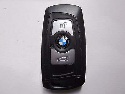 OEM BMW 1 3 5 6 7 SERIES SMART KEY KEYLESS REMOTE KEY FOB YGOHUF5662 / 3 BUTTON